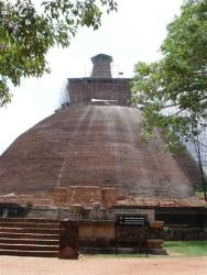 Anuradhapura - dagoba Abhayagiri