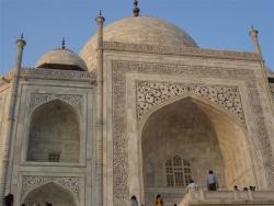 Agra - Taj Mahal mausolée