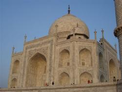 Agra - Taj Mahal mausolée 2