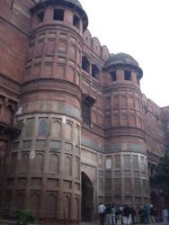 Fort rouge - 2ème porte Amar Singh