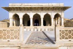 Fort rouge - Diwan I Khas 2