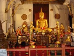 Kandy - temple salle des pières
