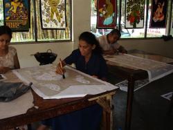 Matale - atelier de batik