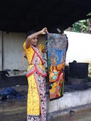 Matale - atelier de batik 3