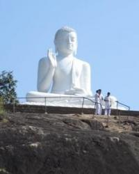 Mihintale - Bouddha