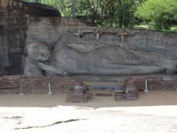 Polonnaruwa - Gal Vihara 3