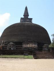 Polonnaruwa - rankot vehera