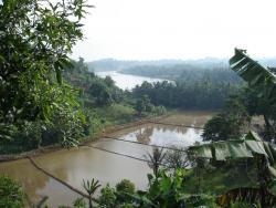 De Makassar à rantepao - Sadan River