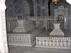 Agra - Taj Mahal cénotaphes